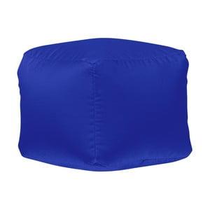 Modrý puf Sit and Chill Mactan
