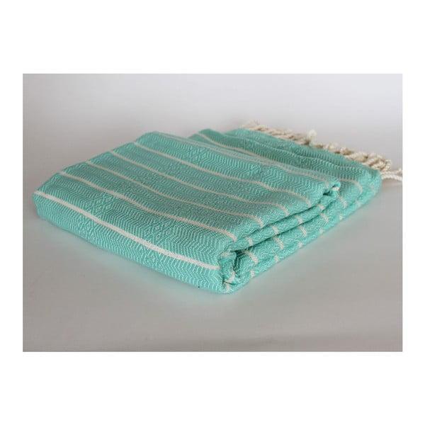 Peshtamal Gocek Iceblue, 100x175 cm
