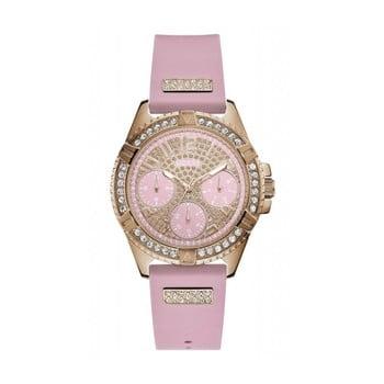 Ceas damă Guess W1160L5, curea din silicon, roz