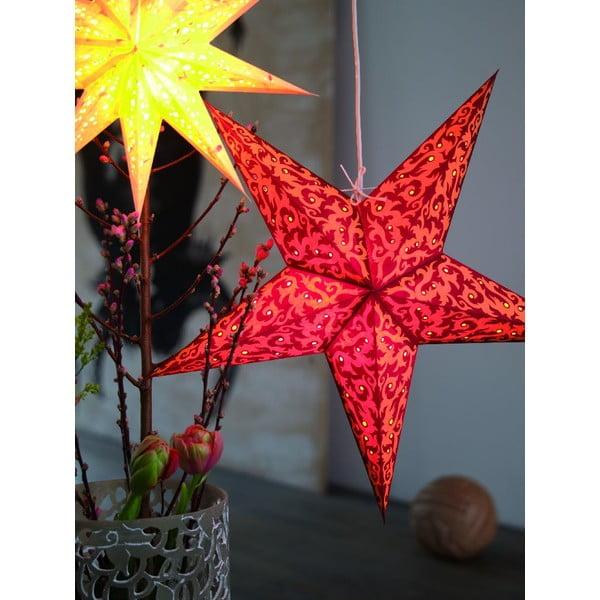 Dekorativní hvězda Baby Bianco, 45 cm