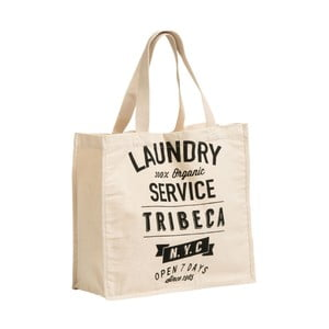 Plátěná nákupní taška Premier Housewares Laundry