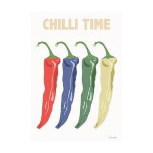Plakát Chilli Time