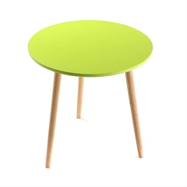 Odkládací stolek Auxiliary Green, 50 cm