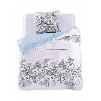 Lenjerie de pat din bumbac DecoKing Diamond Bordure, 155 x 220 cm