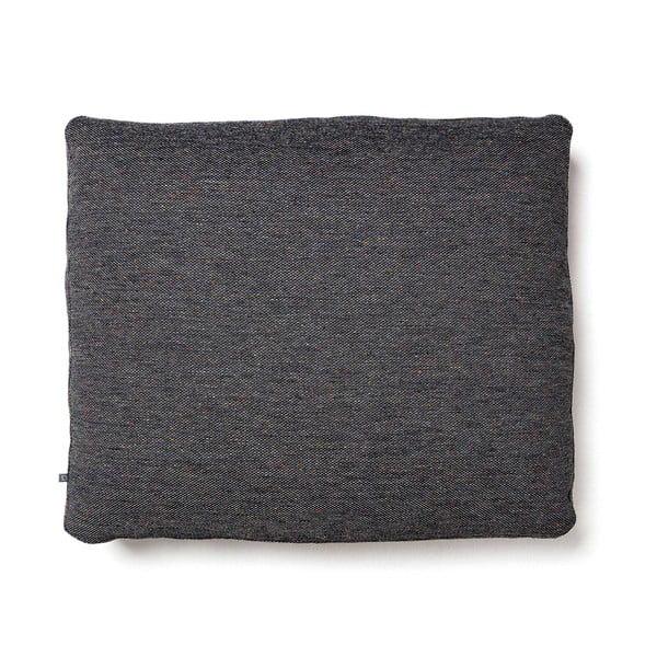 Tmavě šedý polštář na pohovku La Forma 70 x 60 cm