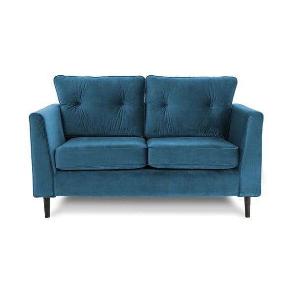 Canapea 2 locuri Vivonita Portobello, albastru