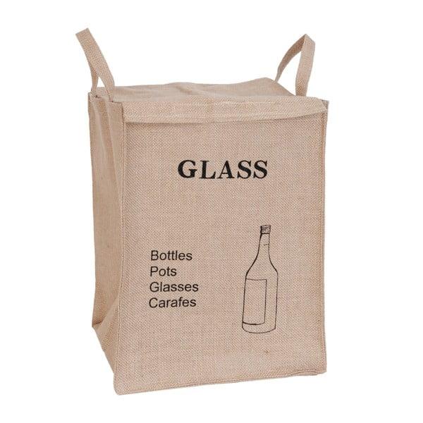 Coș pentru reciclare sticlă Clayre & Eef