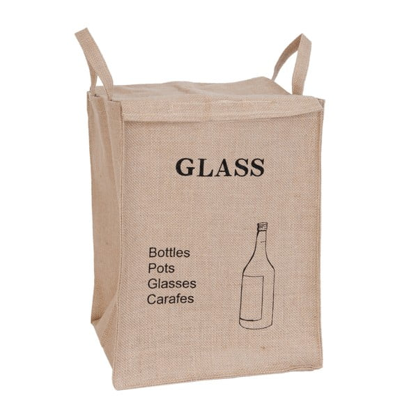 Koš na recyklaci skla Clayre & Eef