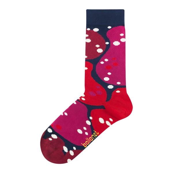 Skarpetki Ballonet Socks Lava, rozmiar 41–46
