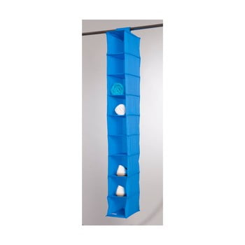 Organizator compartimentat suspendat Compactor Rack, albastru de la Compactor