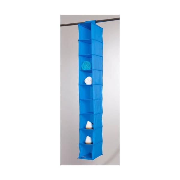 Organizator compartimentat suspendat Compactor Rack, albastru