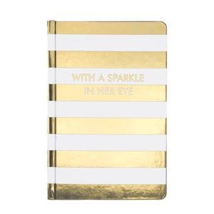Zápisník Tri-CoastalDesign Sparkle