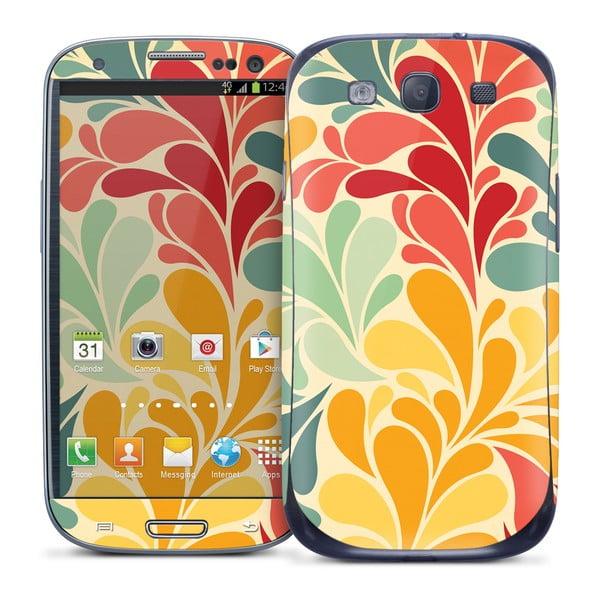 Samolepka na Samsung Galaxy S III, Sea Garden