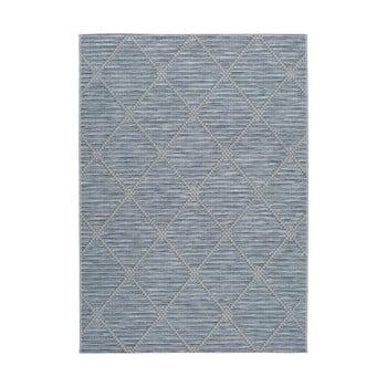 Covor pentru exterior Universal Cork, 130 x 190 cm, albastru imagine