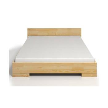 Pat dublu din lemn de pin SKANDICA Spectrum Maxi, 140 x 200 cm de la Skandica