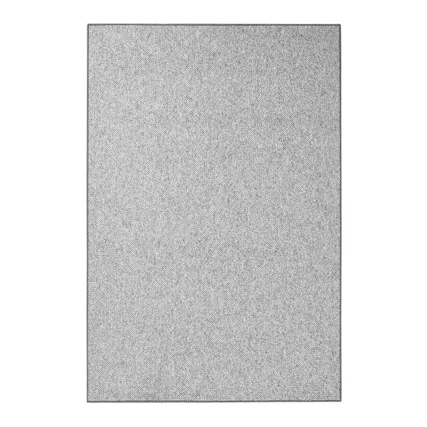 Szary dywan BT Carpet Wolly, 160x240cm