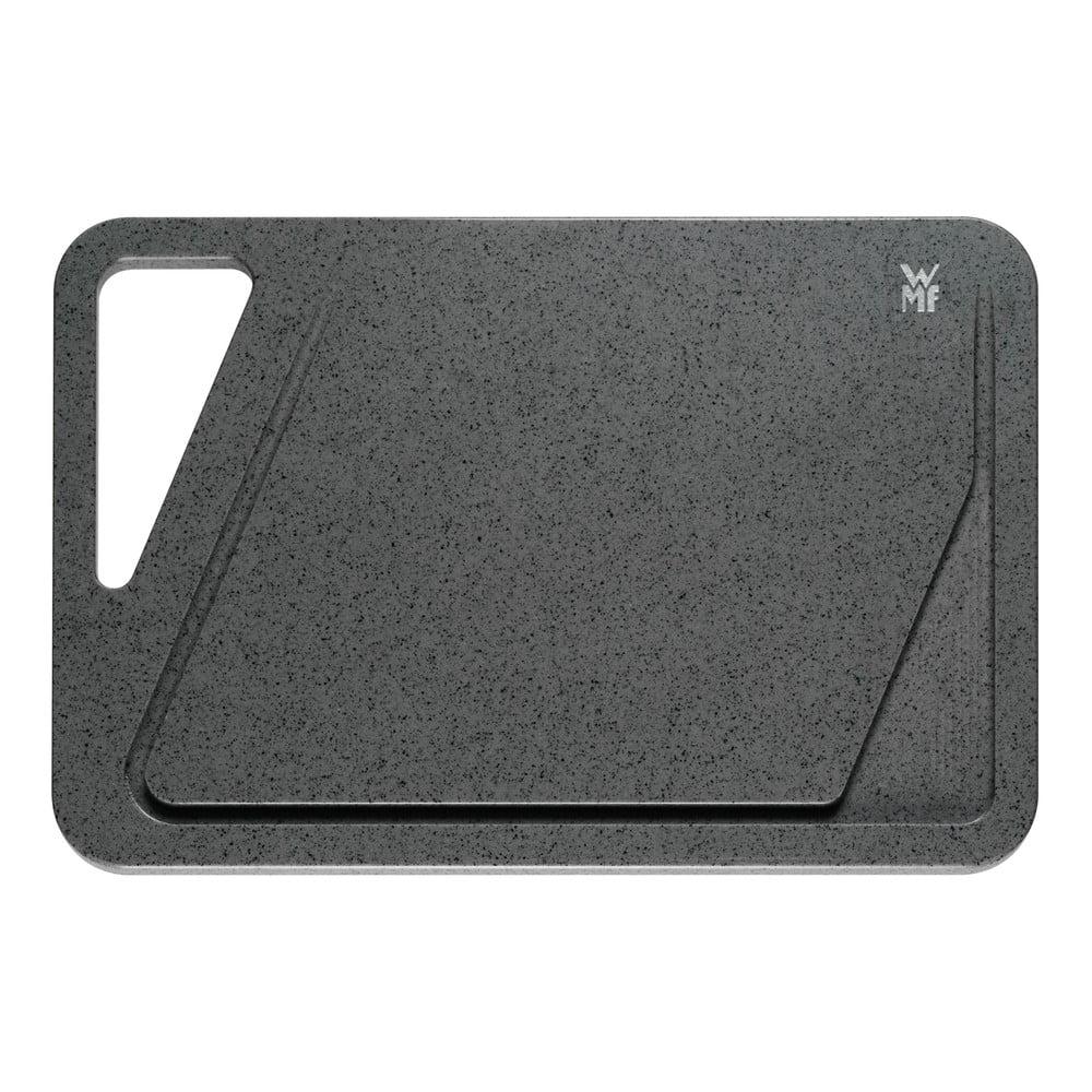 Produktové foto Tmavě šedé prkénko WMF, 38 x 25 cm