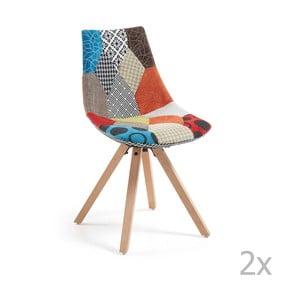 Set 2 scaune La Forma Armony