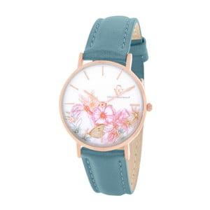 Dámské hodinky s řemínkem v modré barvě Olivia Westwood Nemia
