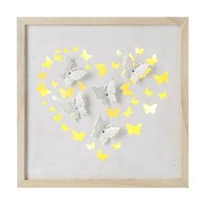 Nástěnná dekorace Heaven Sends Butterflies