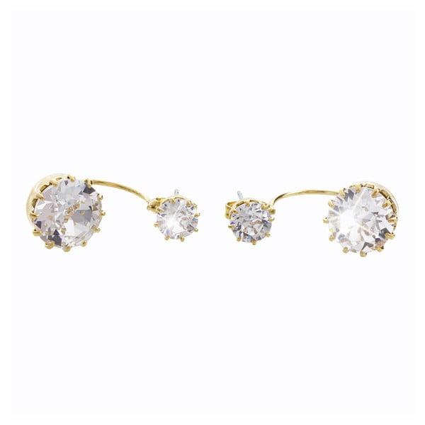 Náušnice s krystaly Swarovski® Yasmine Ane