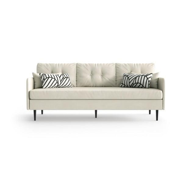Biała sofa 3-osobowa Daniel Hechter Home Memphis White