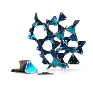 Skládačka Mon Petit Art Triangulo Sky