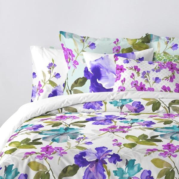 Bavlněný povlak na polštář HF Living Rhapsody Flowers, 60x60cm