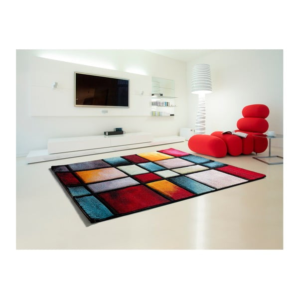 Malmo Cube szőnyeg, 160 x 230 cm - Universal