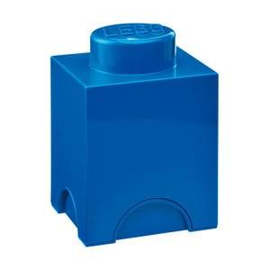 Modrý úložný boxík LEGO®