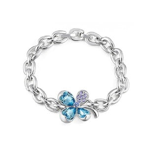 Náramek s krystaly Swarovski Elements Crystals Madeleine
