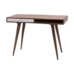 Pracovní stůl Bianco, 115x80x50 cm