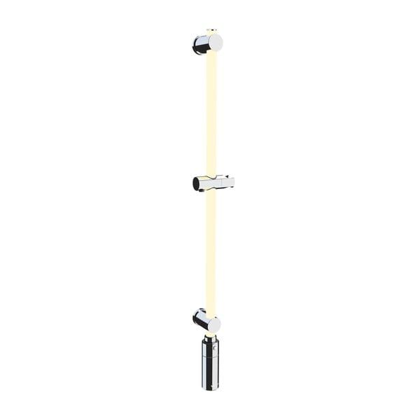 Světelný LED panel do sprchy Wenko RGB, délka 94cm