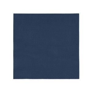 Tmavě modré prostírání Zone Paraya, 35x35cm