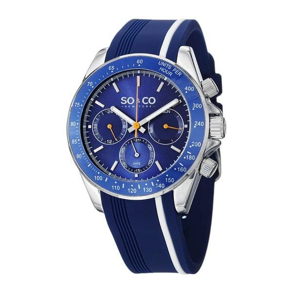 Pánské hodinky Monticello Time Blue