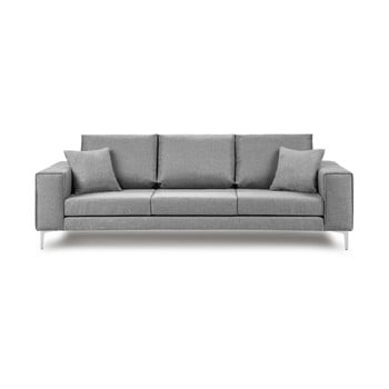 Canapea cu 3 locuri Cosmopolitan Design Cartagena gri