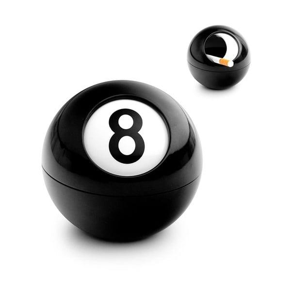 Uzaviratelný popelník Balvi 8ball