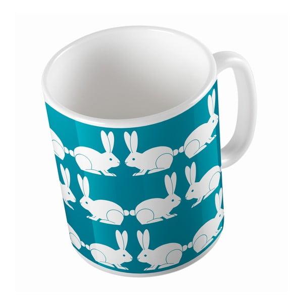 Keramický hrnek My Friend Bunny, 330 ml