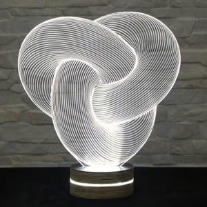 3D stolní lampa Mixed