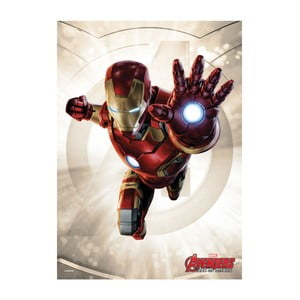 Poster Age of Ultron Power Poses - Iron Man