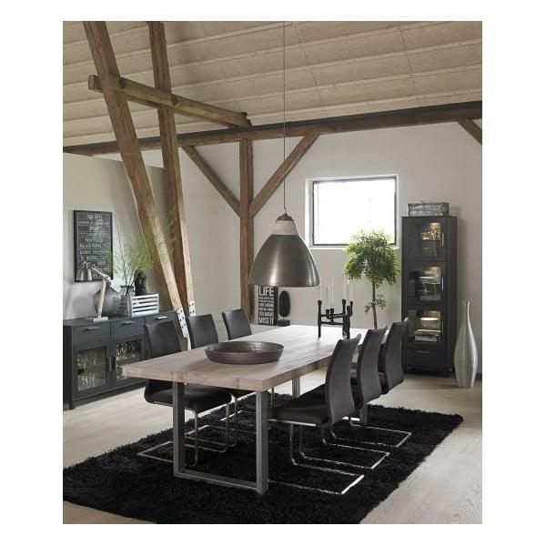 1 židle Firenze Black