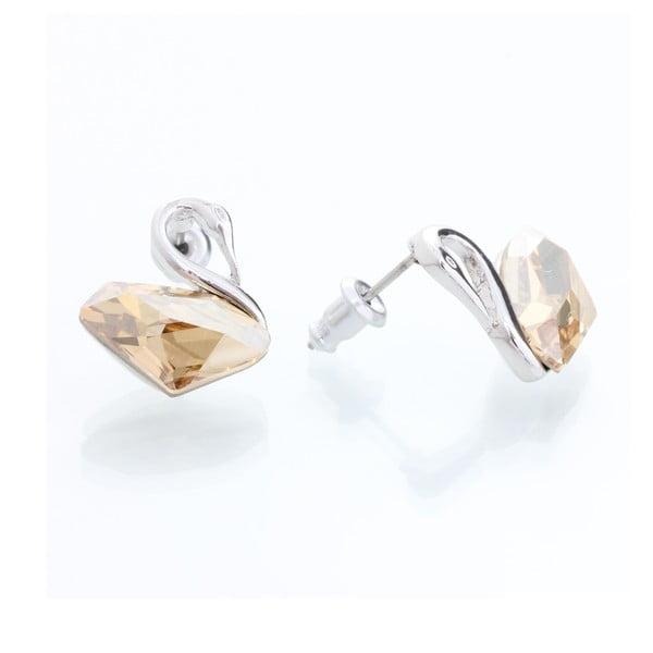 Náušnice se Swarovski krystaly Laura Bruni Odette