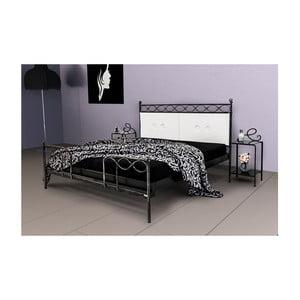 Kovaná postel Classic Leticia