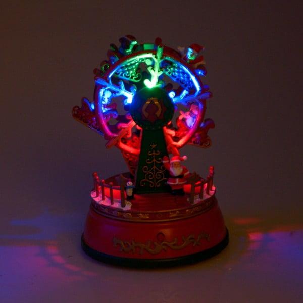 Vánoční světelná a hýbající dekorace InArt Marta