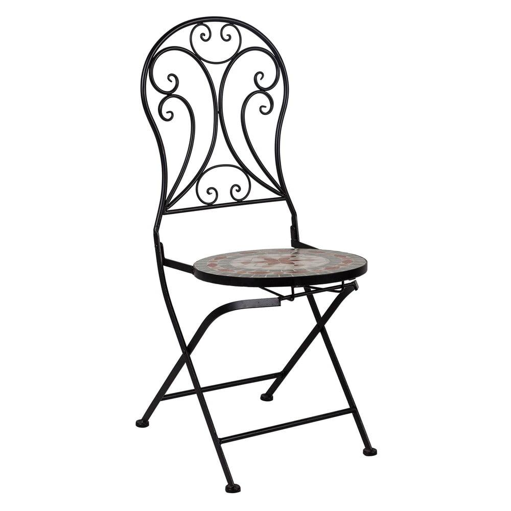 Skládací kovová židle Crido Consulting Vintage