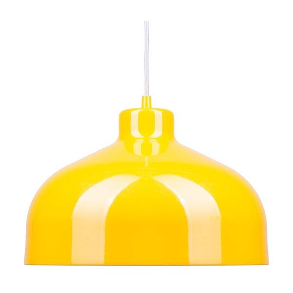 Žluté stropní světlo Loft You B&B, 44 cm