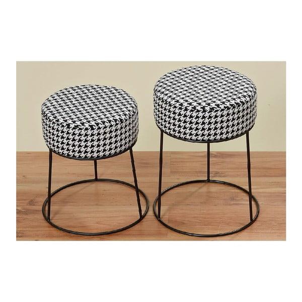 Set 2 stoliček Pepita