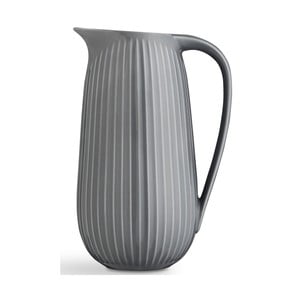 Šedý džbán Kähler Design Hammershoi, 1,25 l