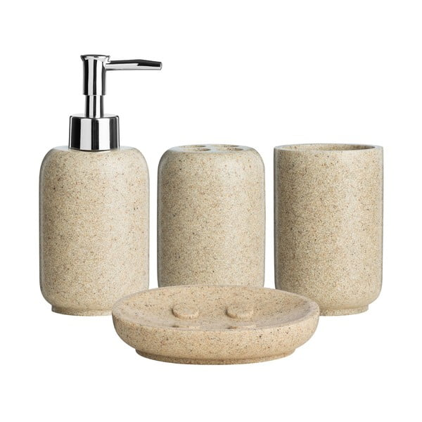 Béžový dávkovač na tekuté mýdlo Premier Housewares Canyon,275ml