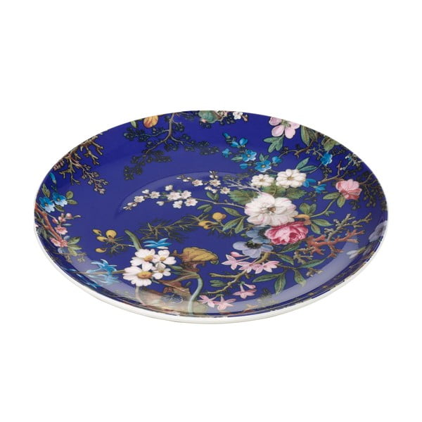 Talíř z kostního porcelánu Maxwell&Williams Kilburn Floral Muse, ⌀20 cm